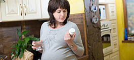 At gravide tar folsyre forhindrer ikke hjertefeil hos fosteret