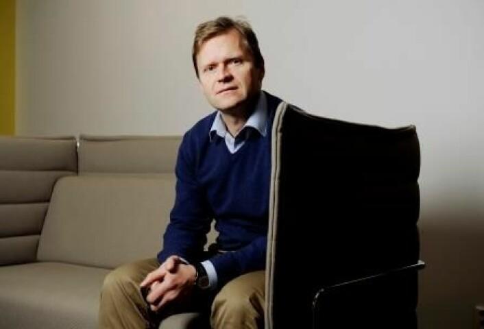 Professor Kurt R. Brekke ved NHH. (Foto: Helge Skodvin)