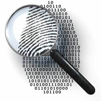 Hvor mye persondata sender du ut på nettet hver dag? (Foto: Shutterstock)