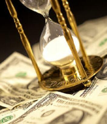 """""""Renner tiden ut for dollarens ledende rolle?"""""""