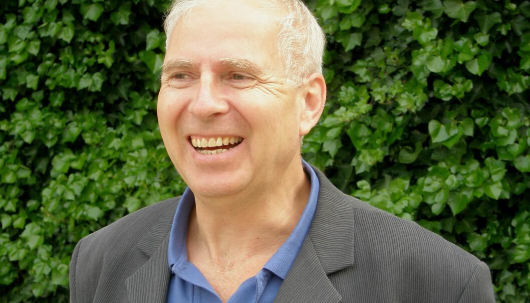 """Knut Jacobsen, professor ved UiB. Foto: Didrik Søderlind."""