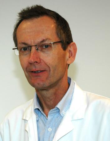 Jøran Hjelmesæth (Foto: Sykehuset i Vestfold)