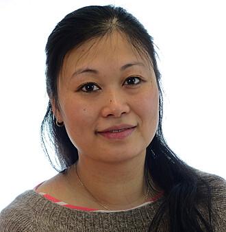 – Kan det henda at legumain ikkje er ein risikofaktor ved akutte hjarte- og karsjukdommar? spør Ngoc Nguyen Lunde.