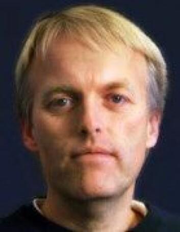 Einar Snekkenes er professor ved Norwegian Information Security Lab ved Høgskolen i Gjøvik. (Foto: Privat)