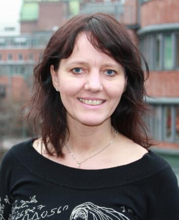 Lise-Merete Alpers forsker på sykepleieres kulturelle kompetanse. (Foto: Kjersti Lassen/HiOA)
