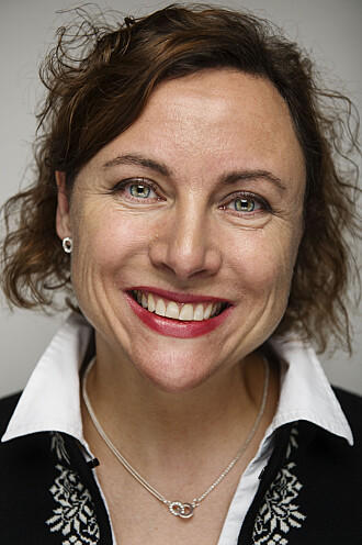– Heimetenesta fungerer ofte som bodberar mellom pasienten og fastlegen, seier Anne Gerd Granås.