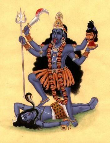 """""""Kali er en gudinne man bør passe seg for."""""""