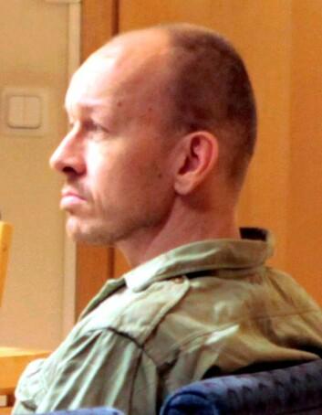Peter Mangs er tiltalt for å ha drept tre og skadet 12 mennesker i Malmö mellom 2003 og 2010. (Foto: Reuters/Scanpix)