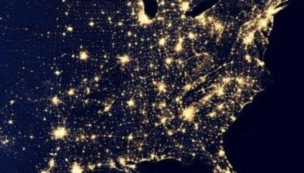 Verden by night