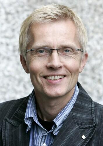 Christian Fossen (Foto: Gorm Kallestad, Scanpix/NTNU Info)
