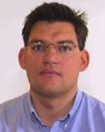 Hermundur Sigmundsson. (Foto: NTNU)