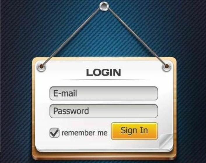 Bare å logge ut når du er ferdig kan bremse strømmen av persondata du sender fra deg. (Foto: Shutterstock)