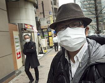 FHI: Munnbind gir falsk trygghet mot sykdomssmitte