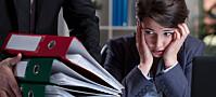 Et godt forhold til sjefen kan hindre mobbing og ydmykelser