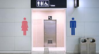 Bedre håndvask på store flyplasser kan bremse spredning av smittsomme sykdommer