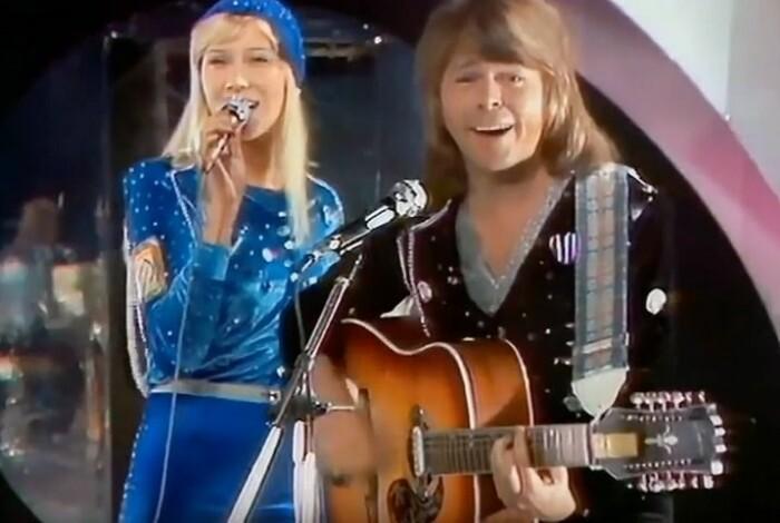 Da gruppen Abba slo gjennom under Melodi Grand Prix i 1974 var musikken gladere enn den er i dag.