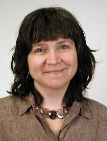 Anne Mangen. (Foto: Universitetet i Stavanger)