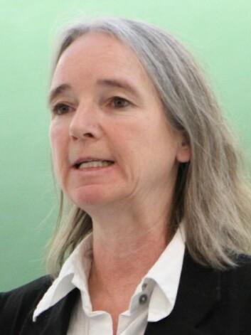 Tine Rasmussen. (Foto: Therese Larsen)