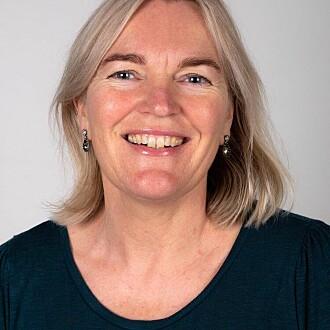 Sigrunn Askland er lærar og har følgt doktorgradsprogrammet ved Fakultet for humaniora og pedagogikk ved UiA, med fordjuping i språkvitskap.