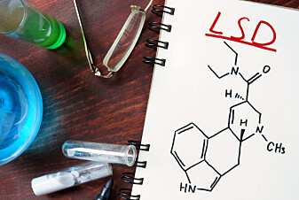 Kva skjedde med LSD i psykoterapien?