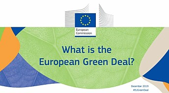 Grønn omstilling vil prege Horisont Europa