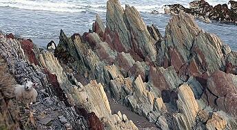 Send foto til «Tiårets geologibilde»