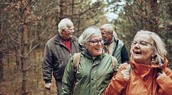 Skapar aktivitet og fellesskap for eldre