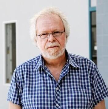 Terje Lensberg. (Foto: Helge Skodvin)