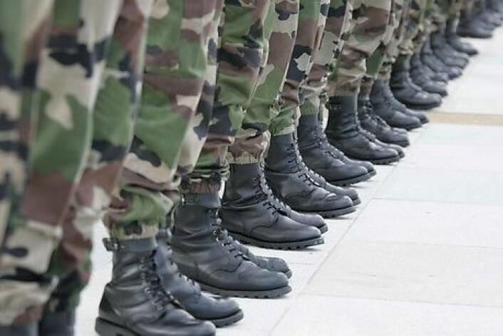 Ved å få PTSD-soldatene til å tenke på positive minner kan man påvirke selvbildet deres, slik at de opplever mer kontroll med eget liv. (Illustrasjonsfoto: Colourbox)