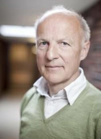 Håkon Lorentzen. (Foto: Institutt for samfunnsforskning)