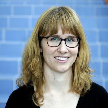 Aline Bütikofer. (Foto: NHH Bulletin)