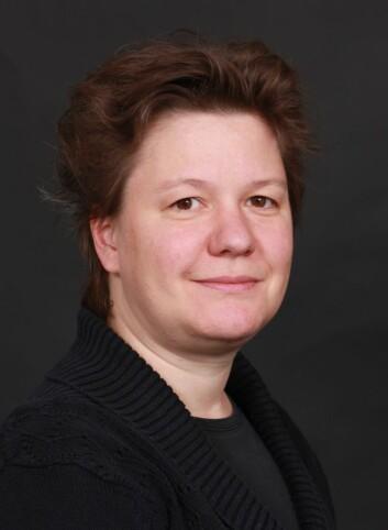 UiO-forsker Stephanie Werner. (Foto: UiO)