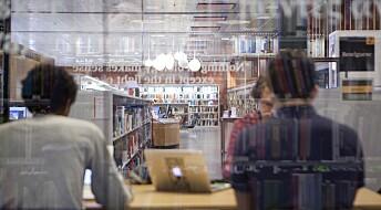 Slik tilpasser biblioteket seg nye tider