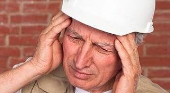Ikke syk av støy på jobben