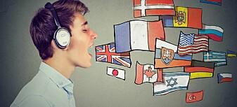 Nå blir det mye lettere å lære et nytt språk