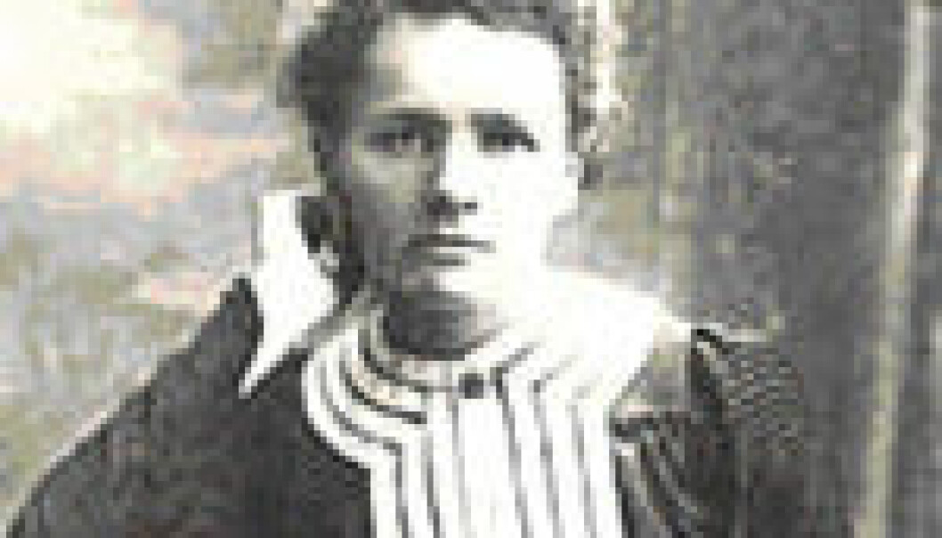 """Marie Curie"""
