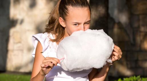 – Vi må forstå stoff som sukkerspinn for å persontilpassa medisinar