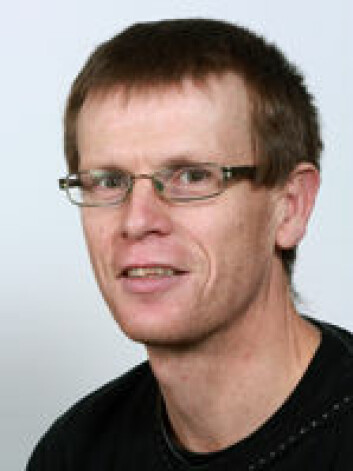 Geir Olve Storvik (Foto: Universitetet i Oslo)