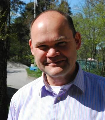 Knut Sturidsson (Foto: Hanne Jakobsen)