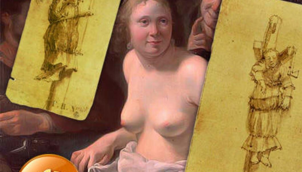 (Montasje: Rembrandt / Bronckhorst / forskning.no)