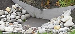 Regnbed kan stoppe vannet