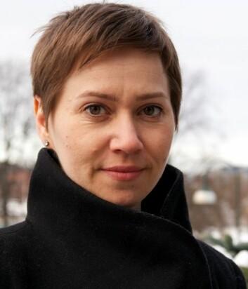Ingunn Marie Eriksen. (Foto: Ida Irene Bergstrøm)