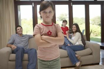 Ungdommene syntes at familien fungerte dårligere enn foreldrene gjorde. (Illustrasjonsfoto: Photos.com)