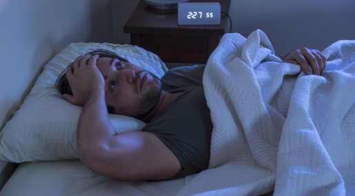 Søvnproblemer går i arv
