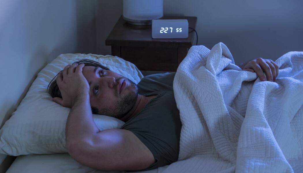 Den vanligste søvnforstyrrelsen er å sove urolig og våkne flere ganger i løpet av natten, finner forskerne