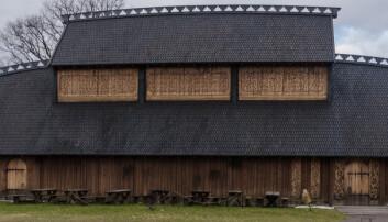 Dette var møtestedet til eliten i vikingtiden