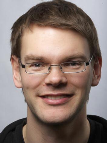 Forsker Lars Christian Stene ved Folkehelseinstituttet. (Foto: FHI)