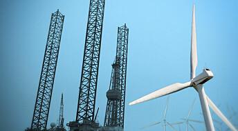 Politisk sommel forseinkar grøn energi