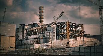 Sopp i Tsjernobyl «elsker» radioaktivitet