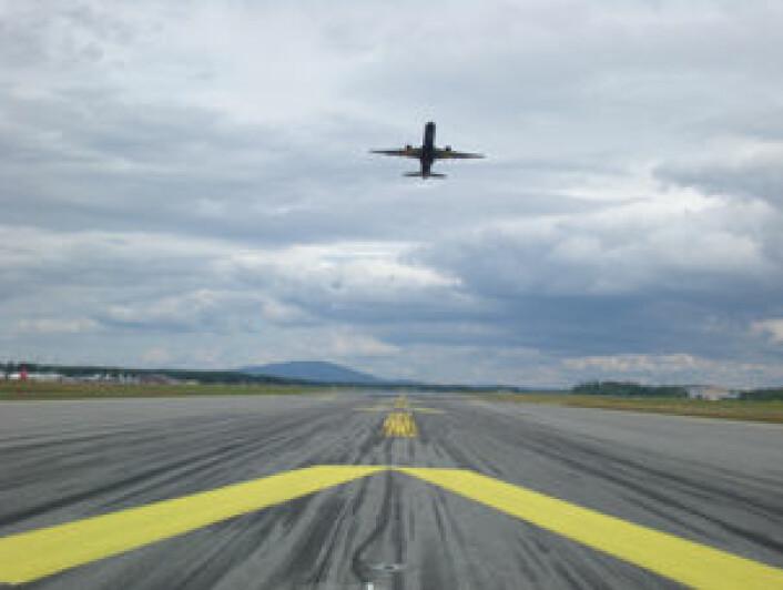 Gardermoen flyplass ligger over Norges største grunnvannsforekomst. Takket være forskningsresultater og godt samarbeid mellom forskere og hydrogeologer ved flyplassen er det et stort fokus på grunnvann ved flyplassen. (Foto: Kyle Elkin)